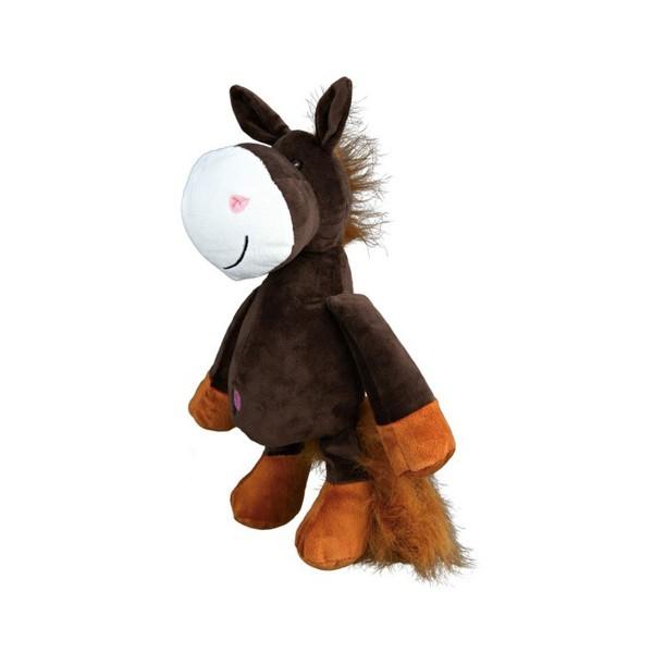 Hundespielzeug Plüsch-Pferd Timo