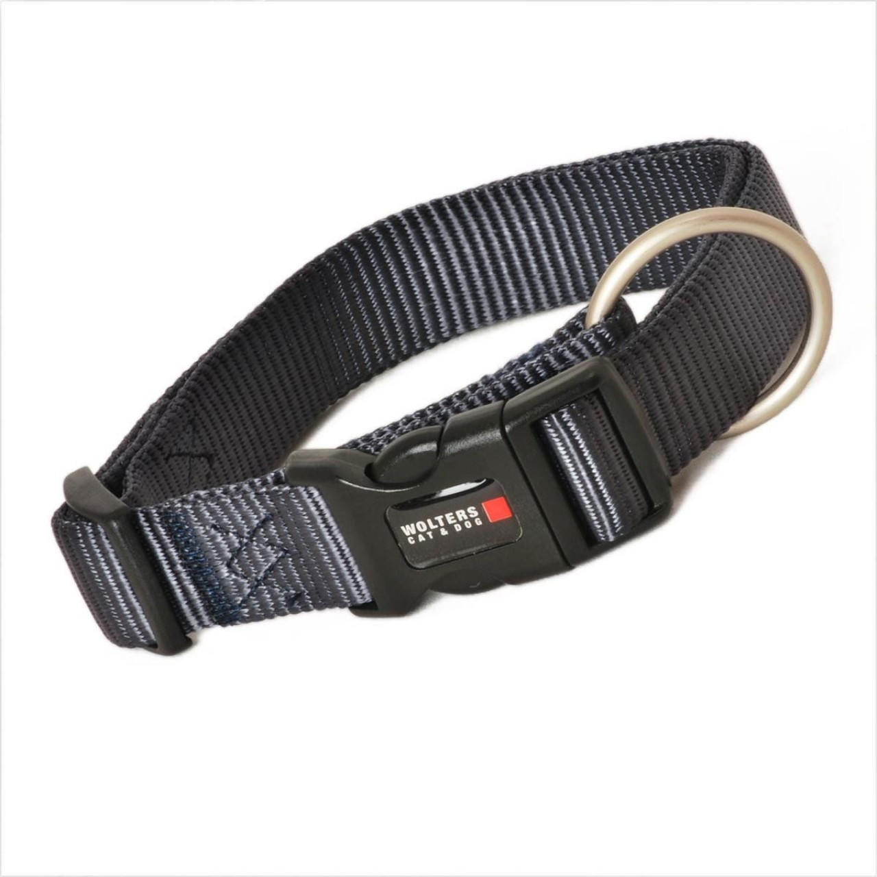 Wolters Halsband Professional extra-breit graphit