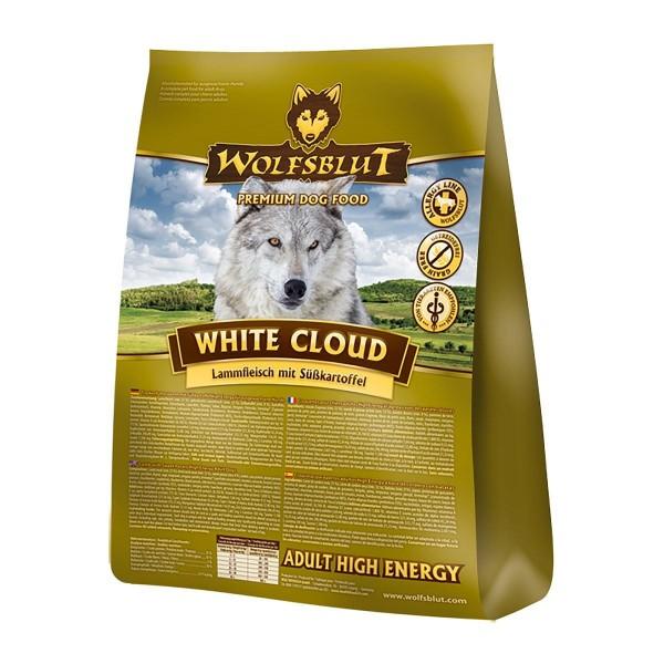 Wolfsblut Trockenfutter White Cloud active