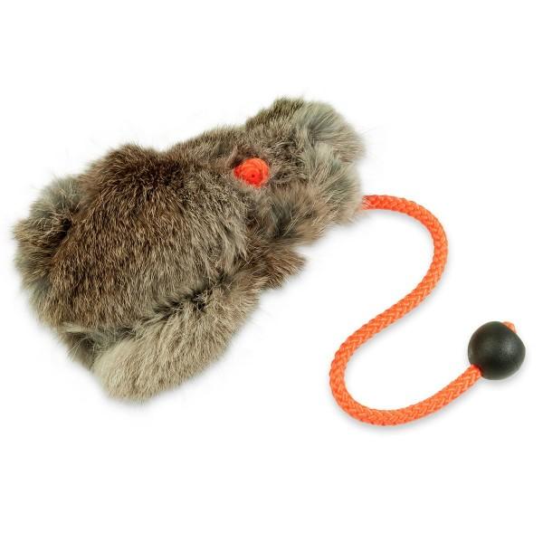 Mystique Dummy Ball Full Fur 165 Gramm