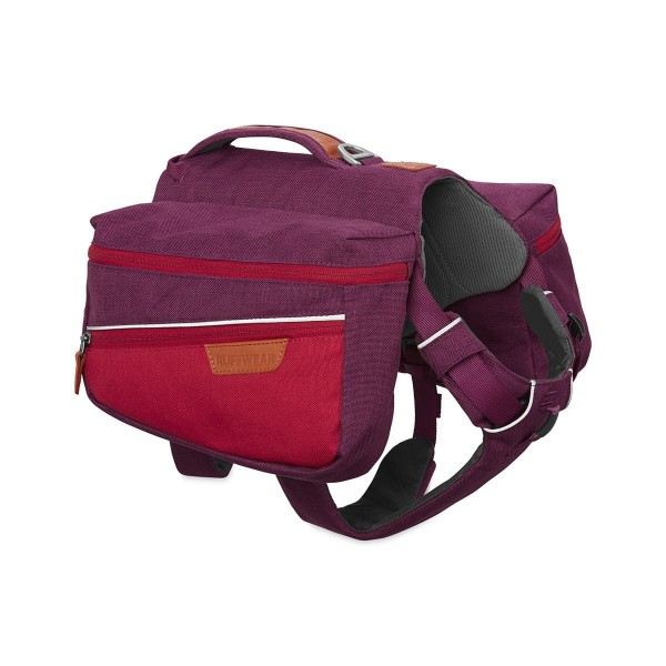 Ruffwear Commuter Pack Hunderucksack Larkspur Purple