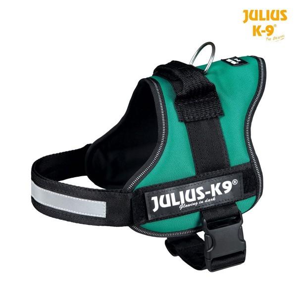 Julius K9 Powergeschirr Grün