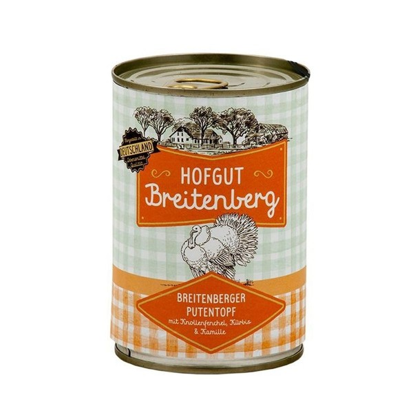 Hofgut Breitenberg Putentopf