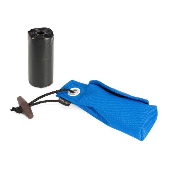 Mystique Pocket Go Toi blau + 1 Rolle Kotbeutel gratis
