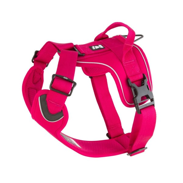 Hurtta Hundegeschirr Active Harness kirsche