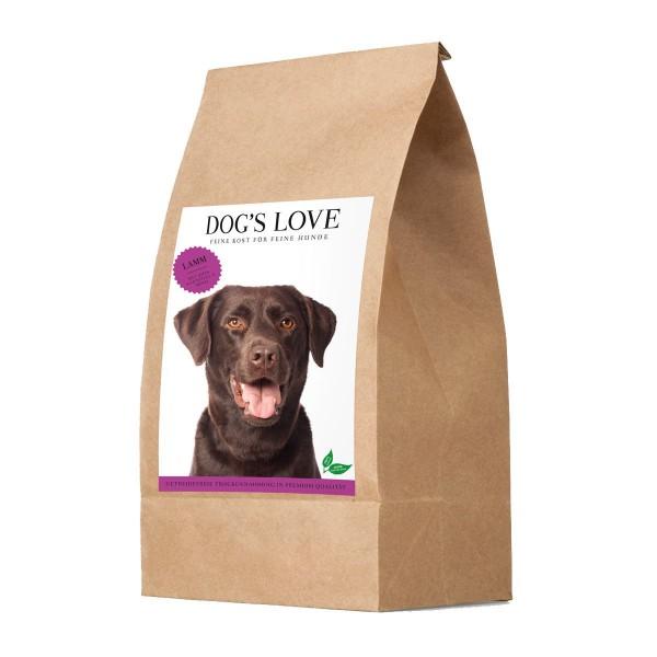 Dogs Love Lamm mit Süßkartoffel und Erbsen