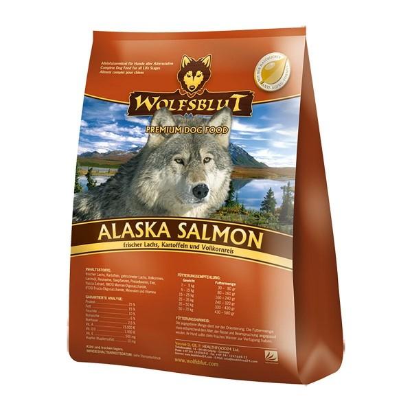 Wolfsblut Trockenfutter Alaska Salmon