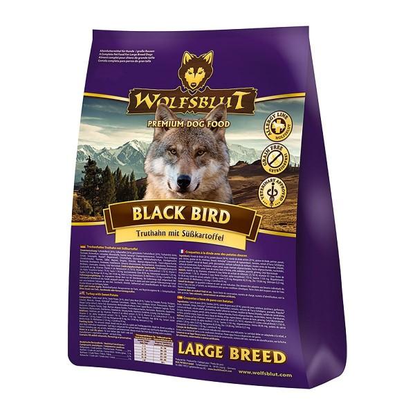 Wolfsblut Trockenfutter Black Bird large breed