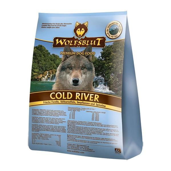 Wolfsblut Trockenfutter Cold River