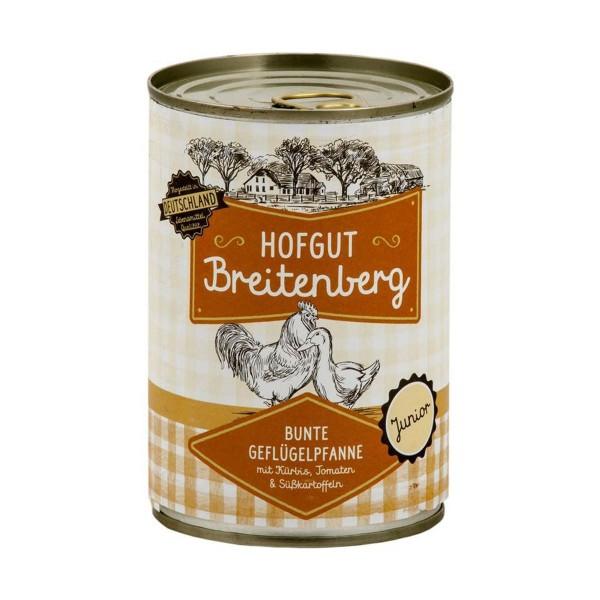 Hofgut Breitenberg Junior Bunte Geflügelpfanne