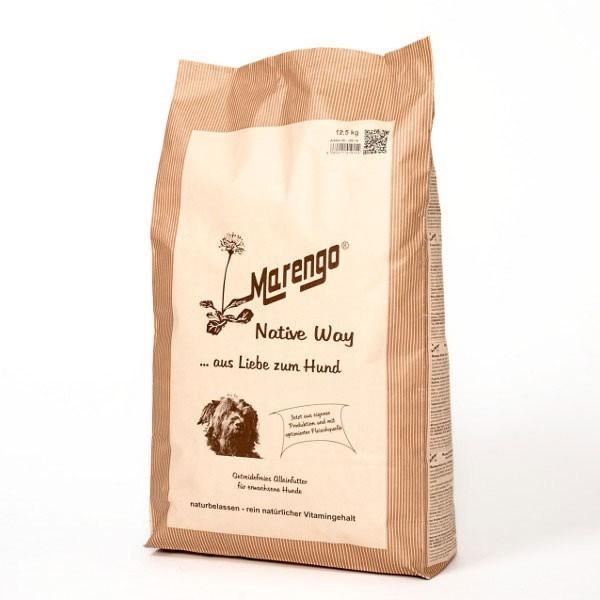 Marengo Native Way getreidefreies Alleinfutter für Hunde