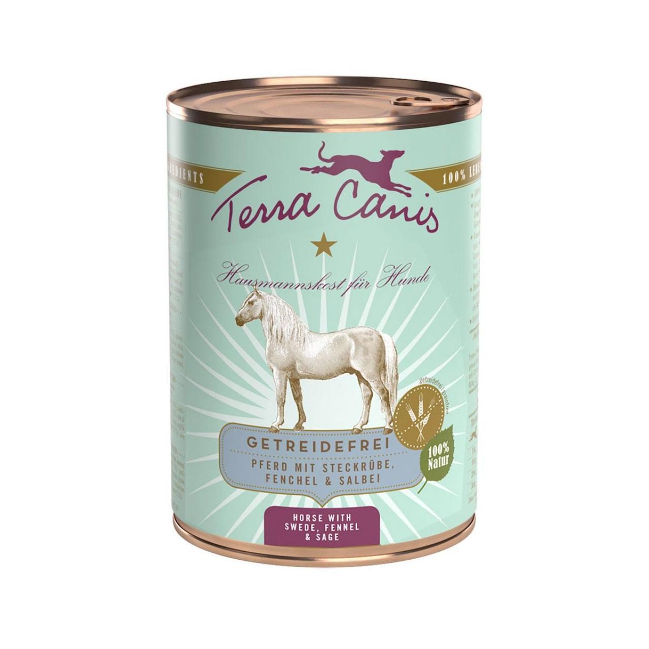 Terra Canis getreidefrei Pferd