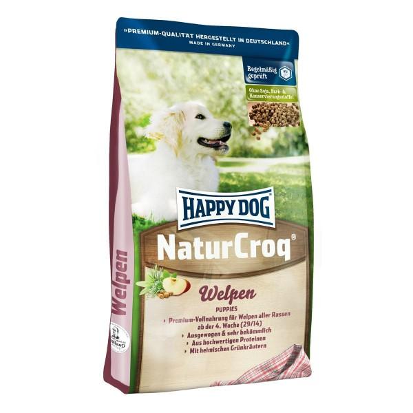 Happy Dog Natur Croq für Welpen