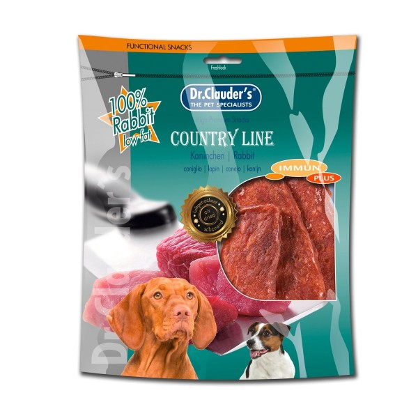 Dr. Clauders Country Line Kaninchen 9 x 170 g