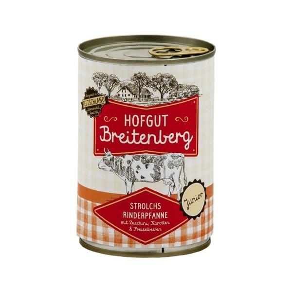 Hofgut Breitenberg Junior Strolchs Rinderpfanne