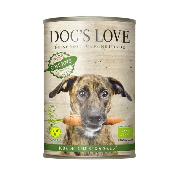 Dogs Love B.A.R.F. Bio Greens