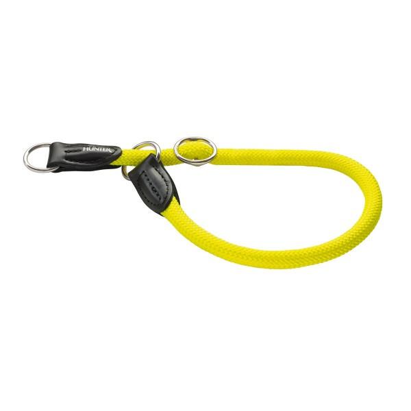 Hunter Freestyle Halsband Neon gelb