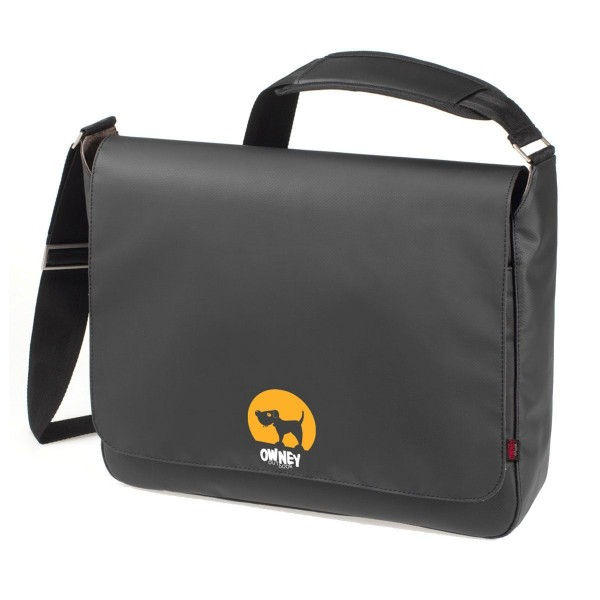 Owney Spotlight Bag Schultertasche schwarz