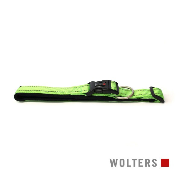 Wolters Soft & Safe Halsband lime
