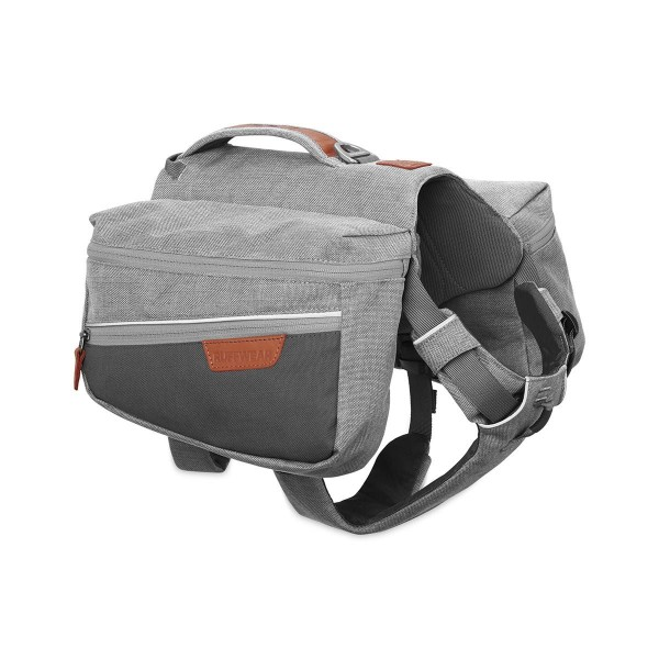 Ruffwear Commuter Pack Hunderucksack Cloudburst Gray