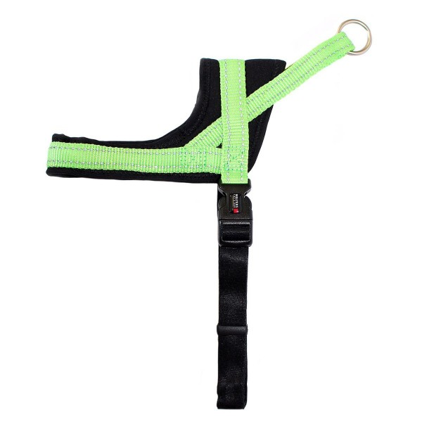 Wolters Soft & Safe Geschirr lime