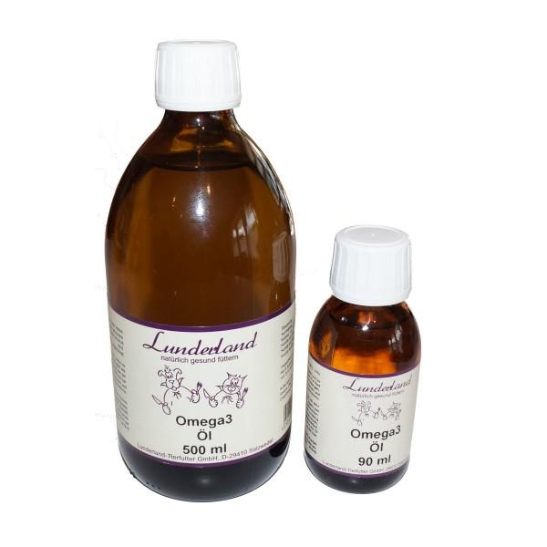 Lunderland Omega 3 Öl