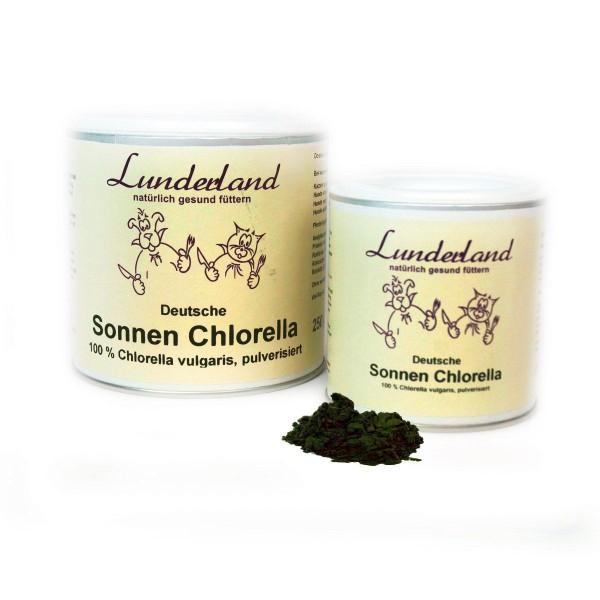 Lunderland Sonnen Chlorella