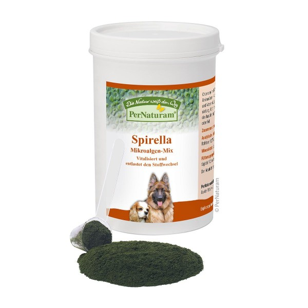 PerNaturam Spirella Mikroalgen Mix
