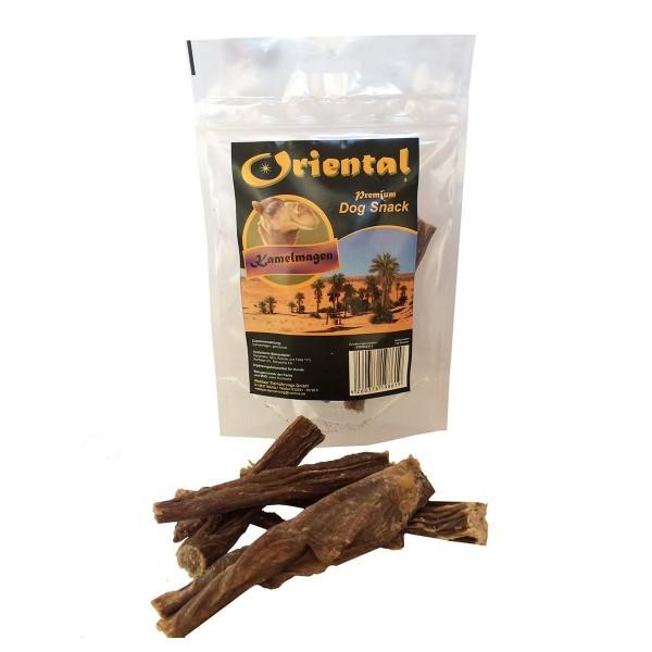 Wallitzer Naturkauartikel Oriental Premium Dog Snack Kamel Magen