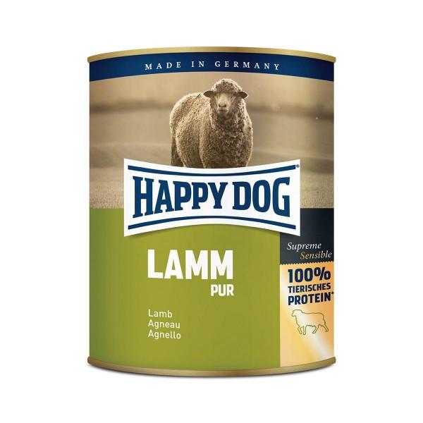 Happy Dog Lamm Pur Nassfutter