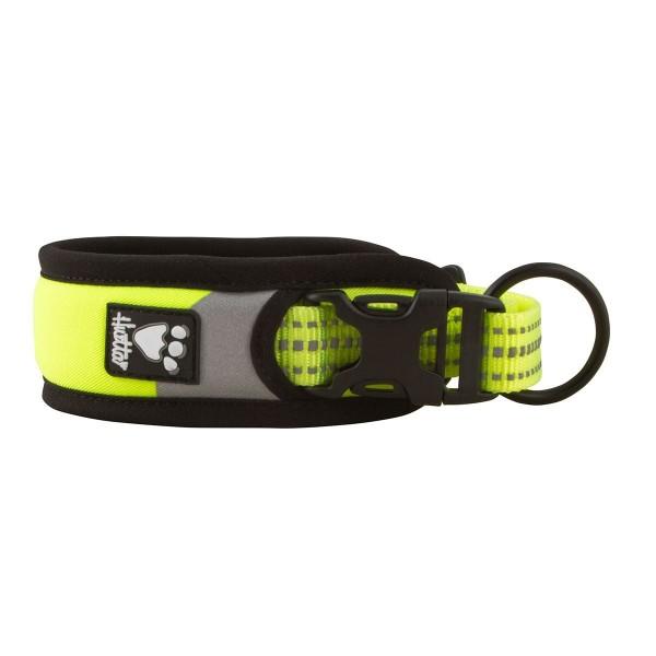 Hurtta Lifeguard Dazzle Halsband neongelb