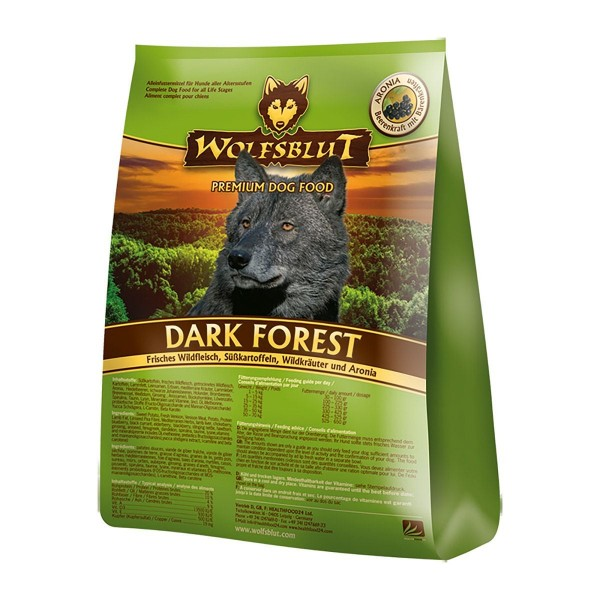 Wolfsblut Trockenfutter Dark Forest