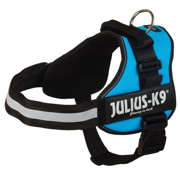 Julius K9 Powergeschirr Aquamarin