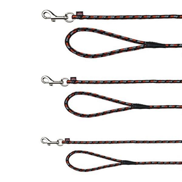Mountain Rope Schleppleine schwarz