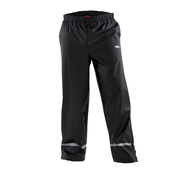 Owney Imaq Regenhose schwarz