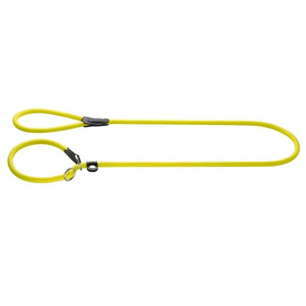 HUNTER Retriever-Leine Moxonleine Freestyle neon gelb