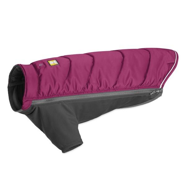 Ruffwear Powder Hound Hybrid Softshell Jacke Larkspur Purple