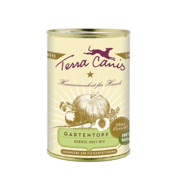 Terra Canis Gartentopf mit Obst und Gemüse