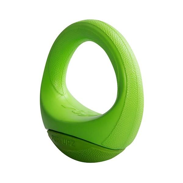 Rogz POP UPZ Wurfring grün