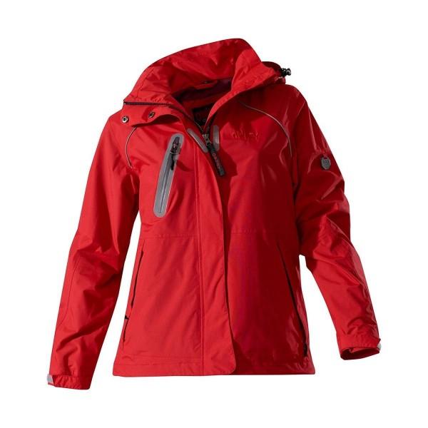 8b39dee2570aab Owney Bora Outdoorjacke für Damen rot günstig kaufen bei Hund ...