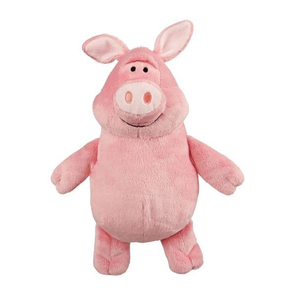 Shaun das Schaf Hundespielzeug Schwein