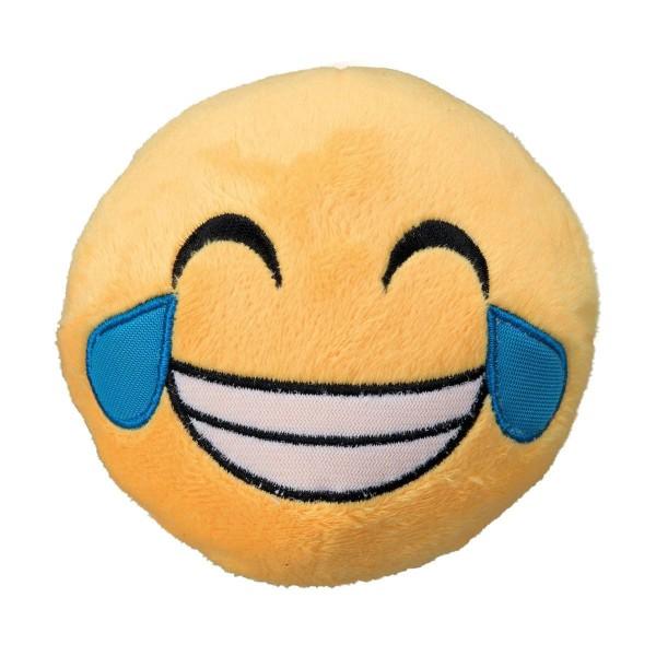 Hundespielzeug Smiley klein lachend