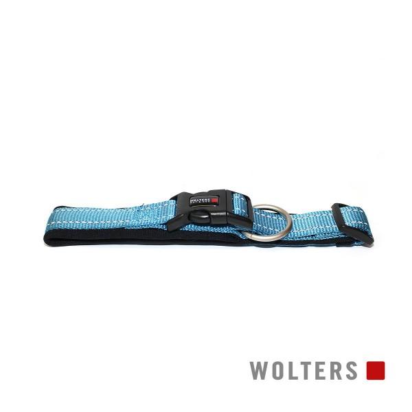 Wolters Soft & Safe Halsband aqua