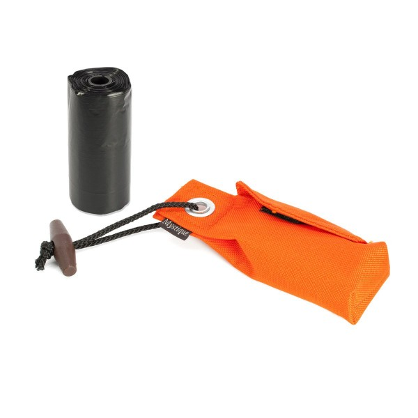 Mystique Pocket Go Toi orange + 1 Rolle Kotbeutel gratis
