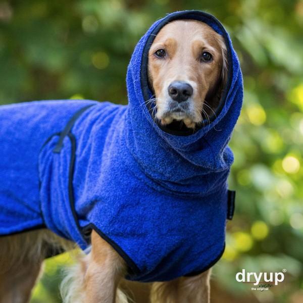 DryUp Cape Mantel blueberry