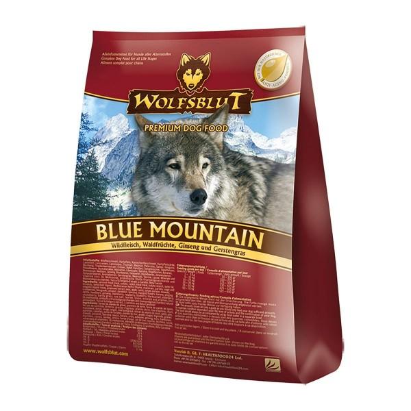 Wolfsblut Trockenfutter Blue Mountain