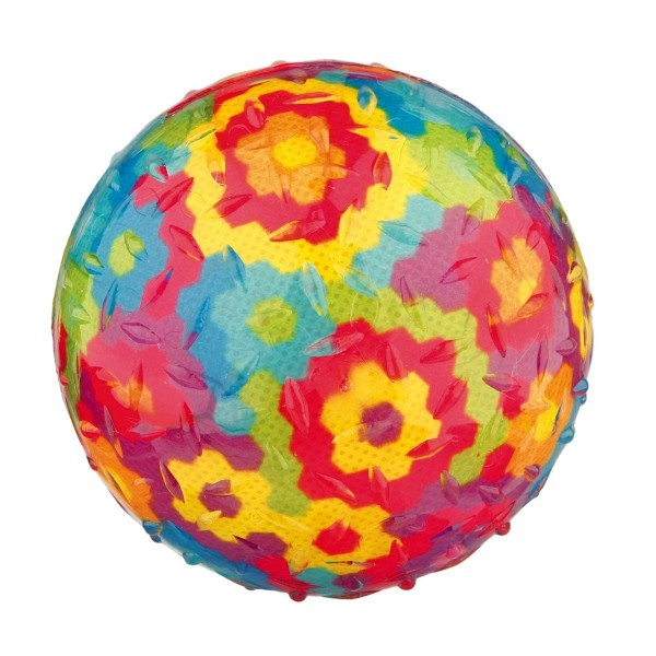 Trixie Ball bunt mit Stimme