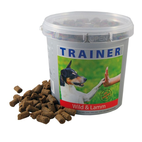 Wallitzer Leckerchen Trainer Wild + Lamm