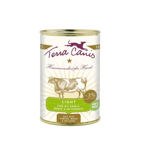 Terra Canis Menü light mit Rind