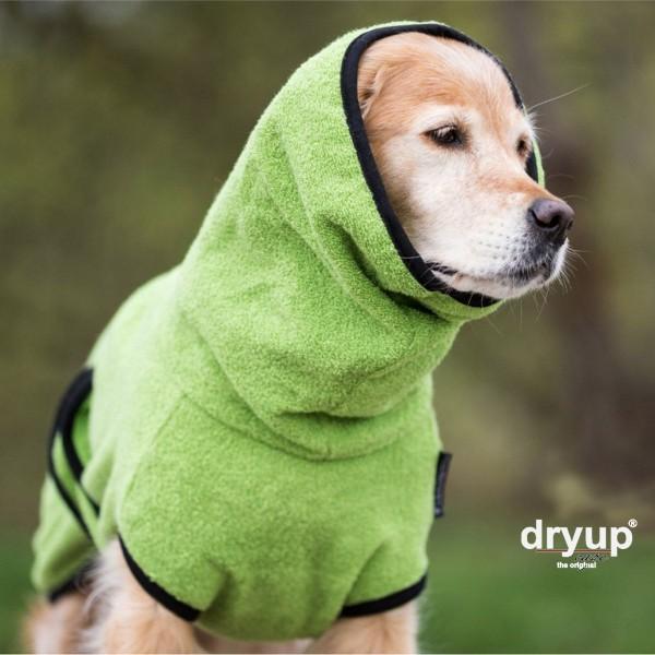 Dryup cape mantel braun